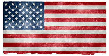 flaga stanów zjednoczonych - usa