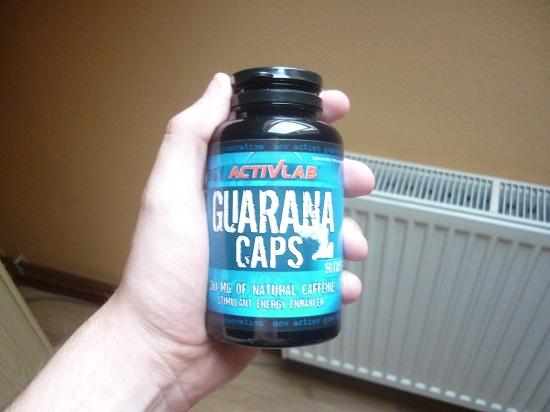 Guarana Caps Activ Lab