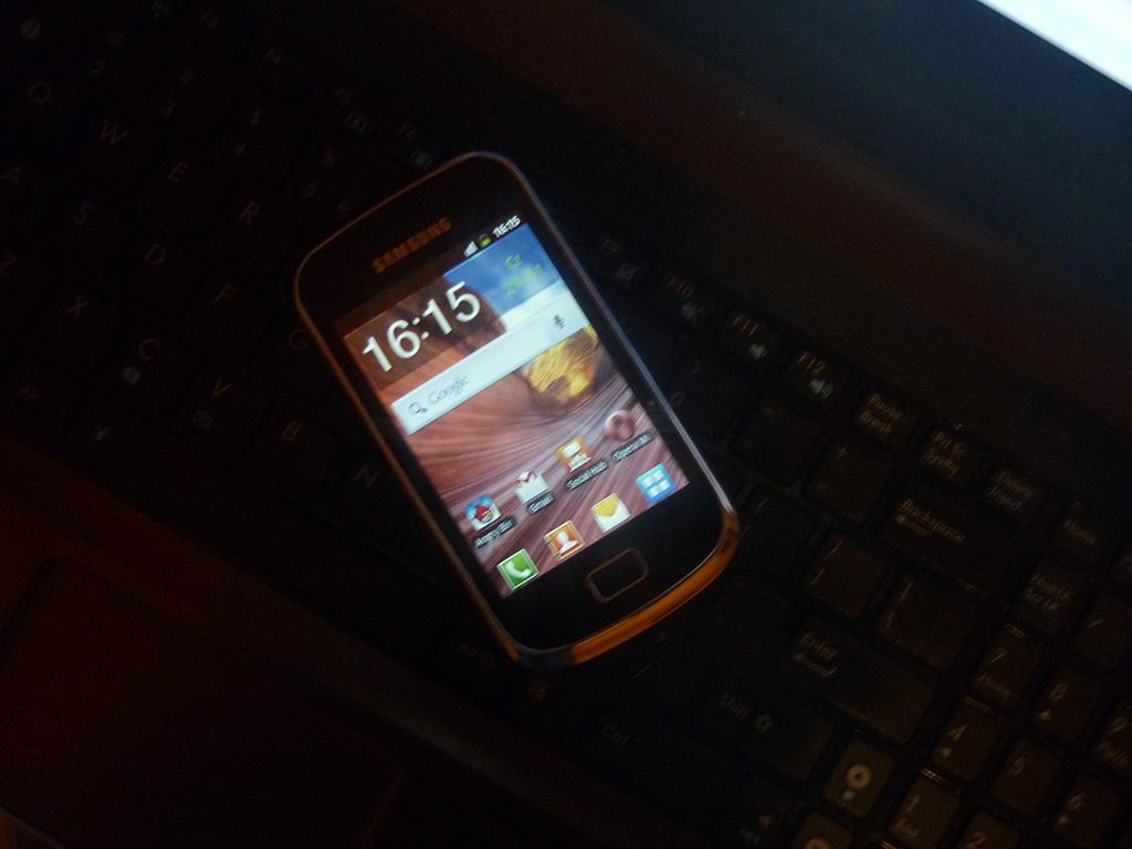 Samsung Galaxy Mini II - pierwsze wrażenie
