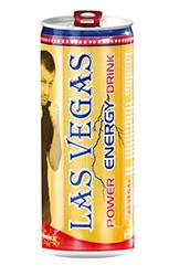 las vegas energy drink