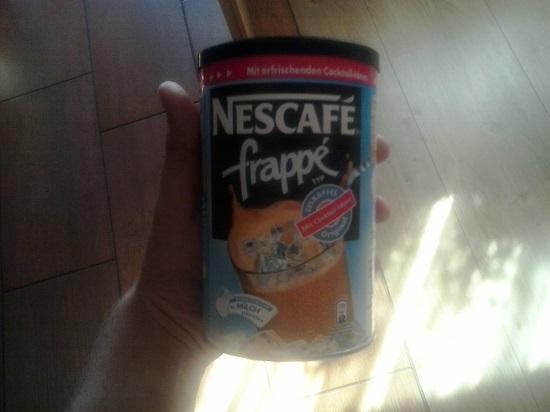 nescafe frappe